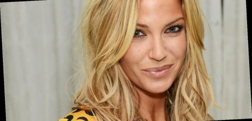 Sarah Harding's ex Theo left her bruised black and blue in hospital after fight
