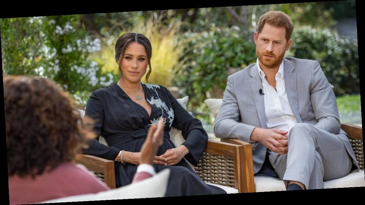 The biggest revelations from Prince Harry and Meghan Markle's interview with Oprah including claims she had suicidal thoughts
