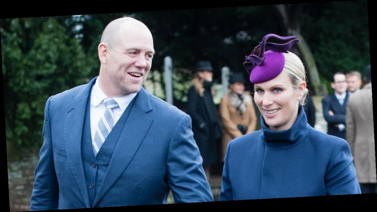 Take a look inside Zara and Mike Tindall's home as they announce the arrival of their baby boy