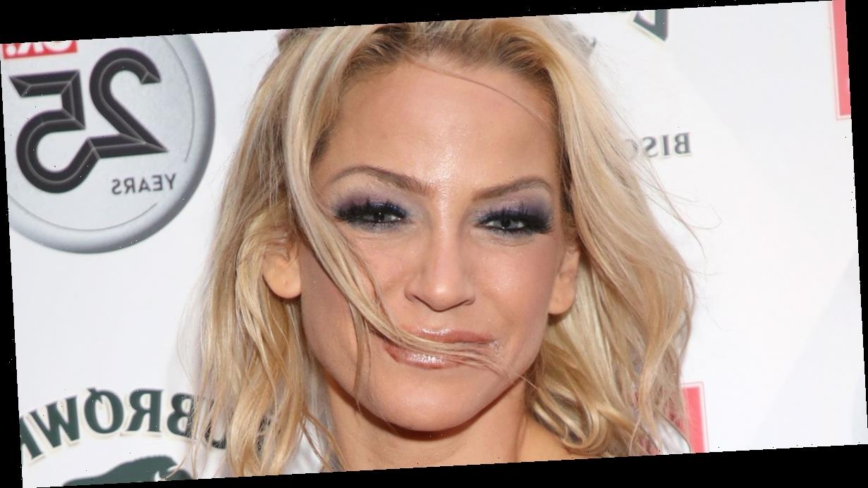 Sarah Harding celebrates 'little victory' as brain and lung tumours shrink after cancer treatment