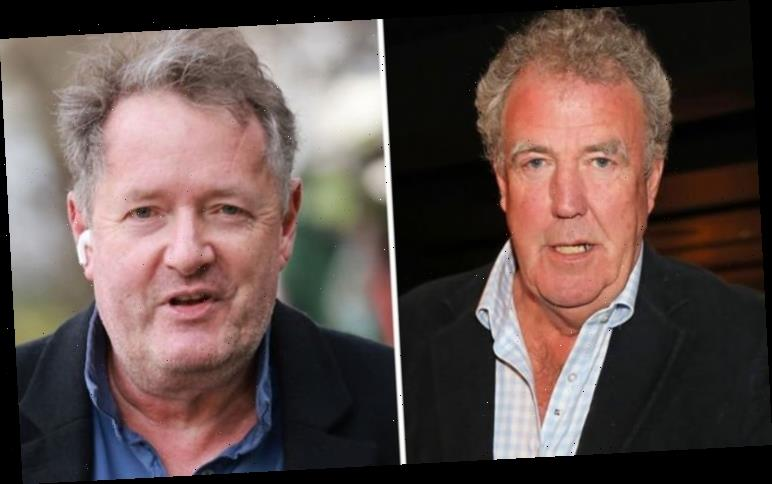 Jeremy Clarkson overwhelmingly backed to replace rival Piers Morgan in GMB poll 'Please!'