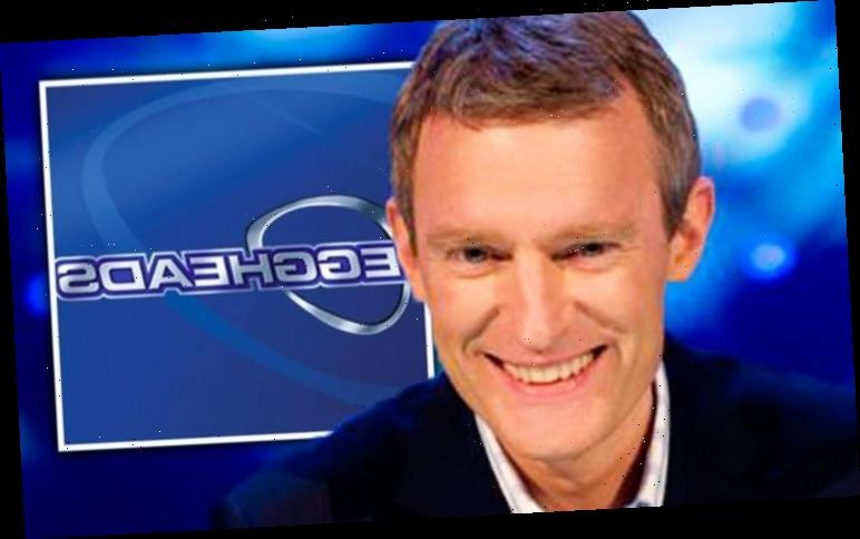 Jeremy Vine announces new channel for Eggheads as BBC quiz show scrapped from network