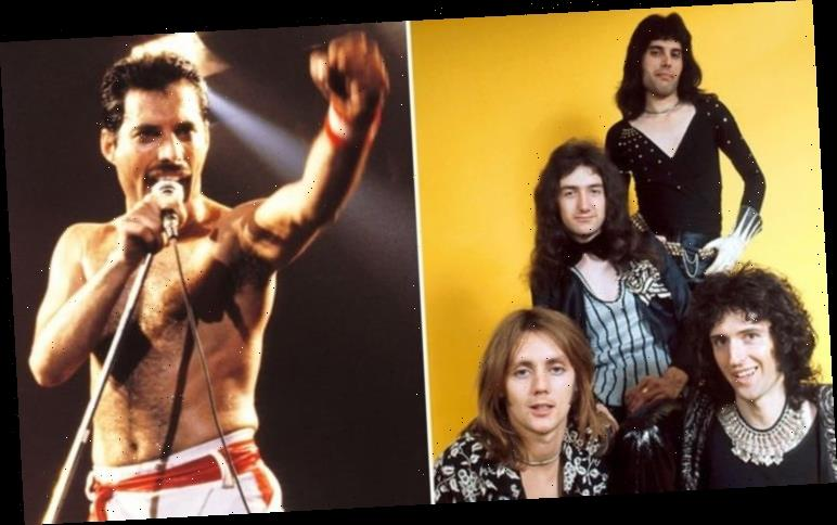Freddie Mercury: Queen celebrate 50th anniversary with series on their greatest moments