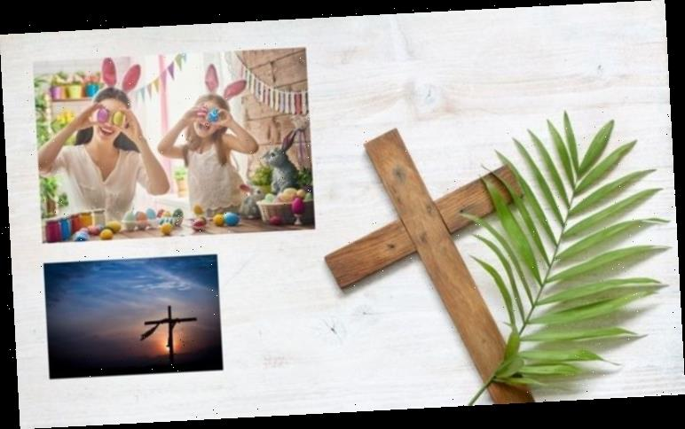 What is the story of Easter and why do Christians celebrate it?