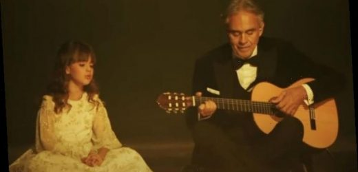Andrea Bocelli celebrates daughter Virginia Bocelli's birthday: WATCH them sing Hallelujah