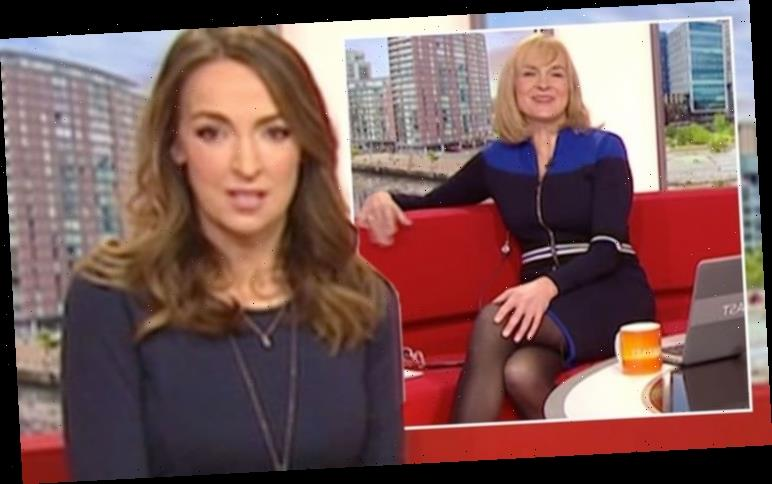 Louise Minchin replaced by Sally Nugent in BBC Breakfast presenting shake-up