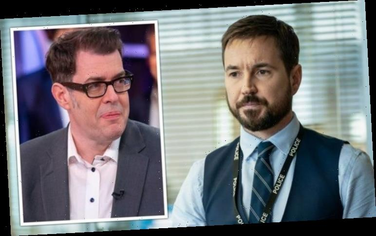 Richard Osman shares outlandish Line Of Duty theory about H's real identity linked to CHIS