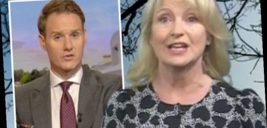Carol Kirkwood concerned as Dan Walker details driving mistake 'Should've paid attention'