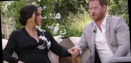 Meghan Markle and Prince Harry viewers 'confused' Duchess didn't Google him