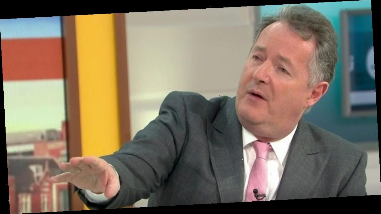 Piers Morgan admits he lost job after refusing to apologise for Meghan remarks