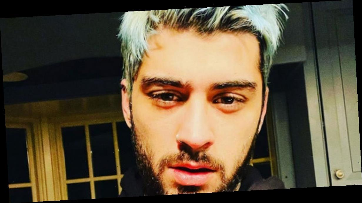 Zayn Malik lashes out at Grammy Awards in foul-mouthed rant after being snubbed