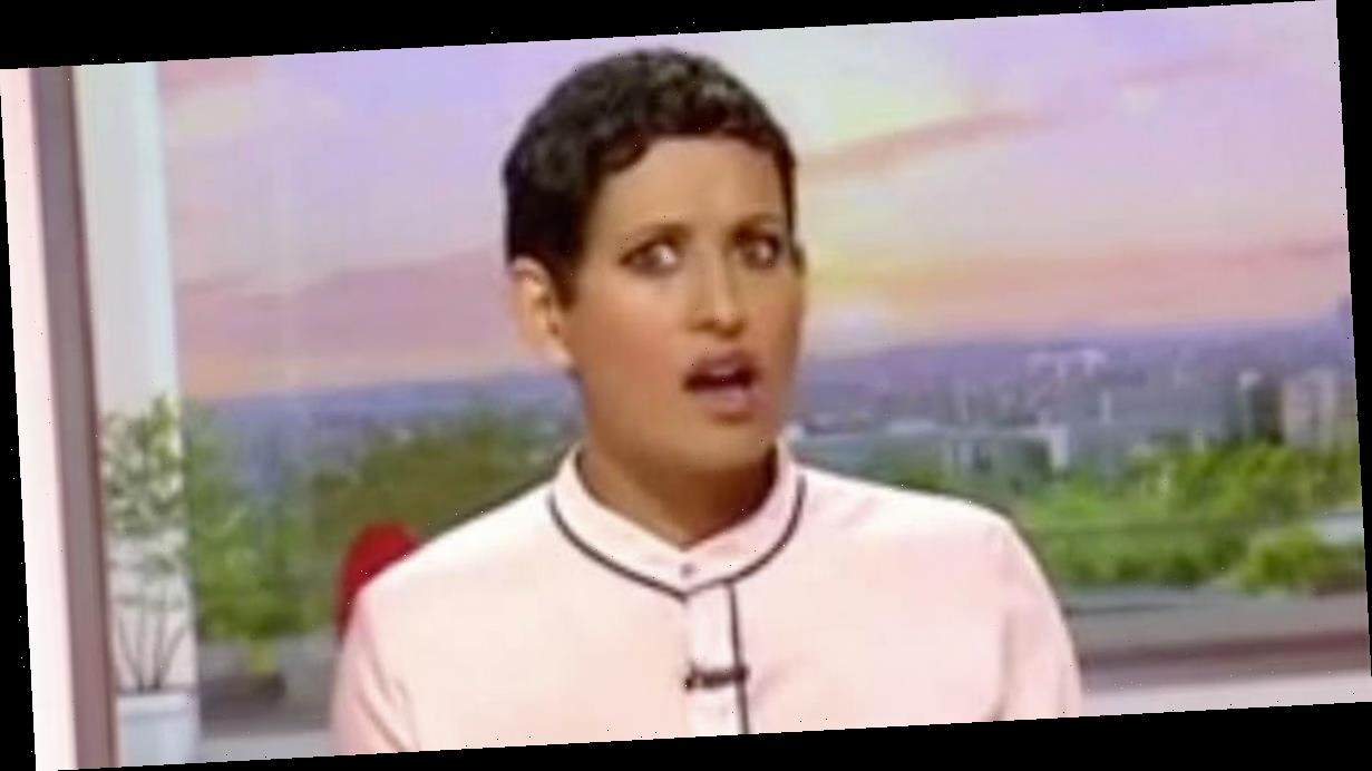 Naga Munchetty scolds co-host for BBQ comment 'that shouldn't be said on air'