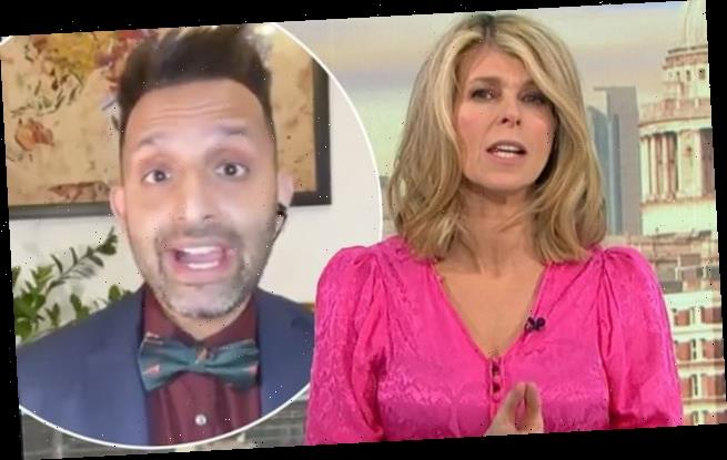 Kate Garraway targeted by cruel scammers pretending to be the NHS