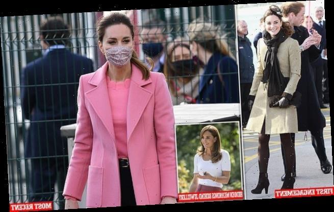 Kate Middleton careful 'not to dive into fashion' like Princess Diana