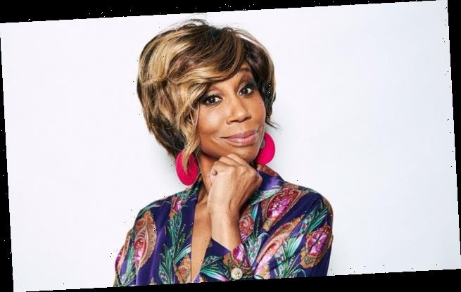 Trisha Goddard says the harder you work the luckier you get