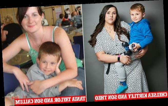 Heartbreaking legacy of babies taken from mothers for a single bruise
