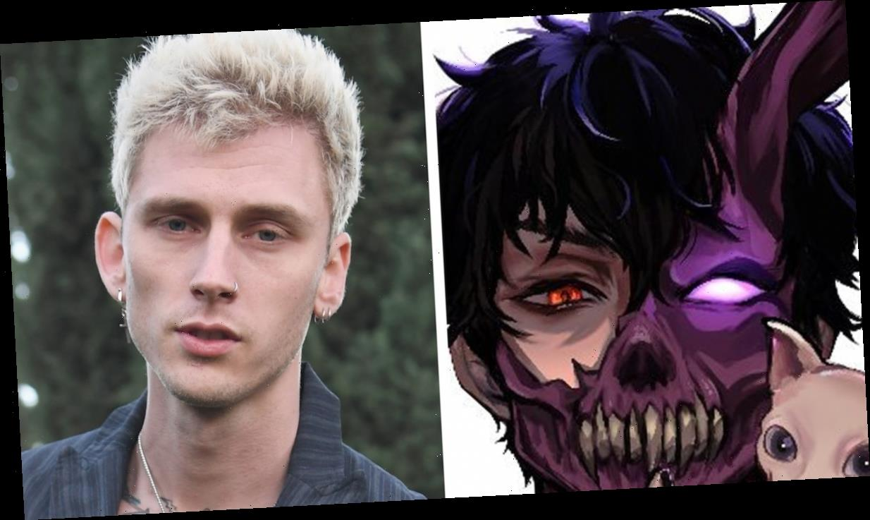 Corpse Husband Announces Music Collaboration With Machine Gun Kelly