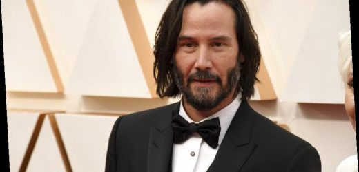 Keanu Reeves to Star in and Produce Adaptation of His Own Comic 'BRZRKR' for Netflix