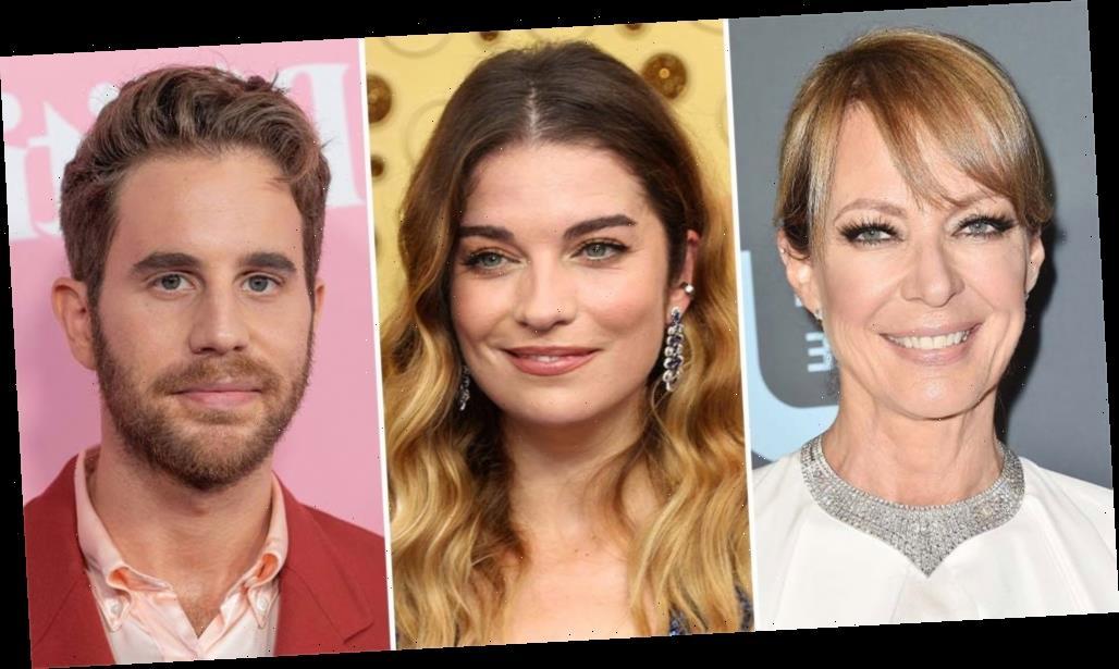 'The People We Hate At The Wedding' Allison Janney, 'Schitt's Creek's Annie Murphy & Ben Platt In Talks: Hot EFM Pic