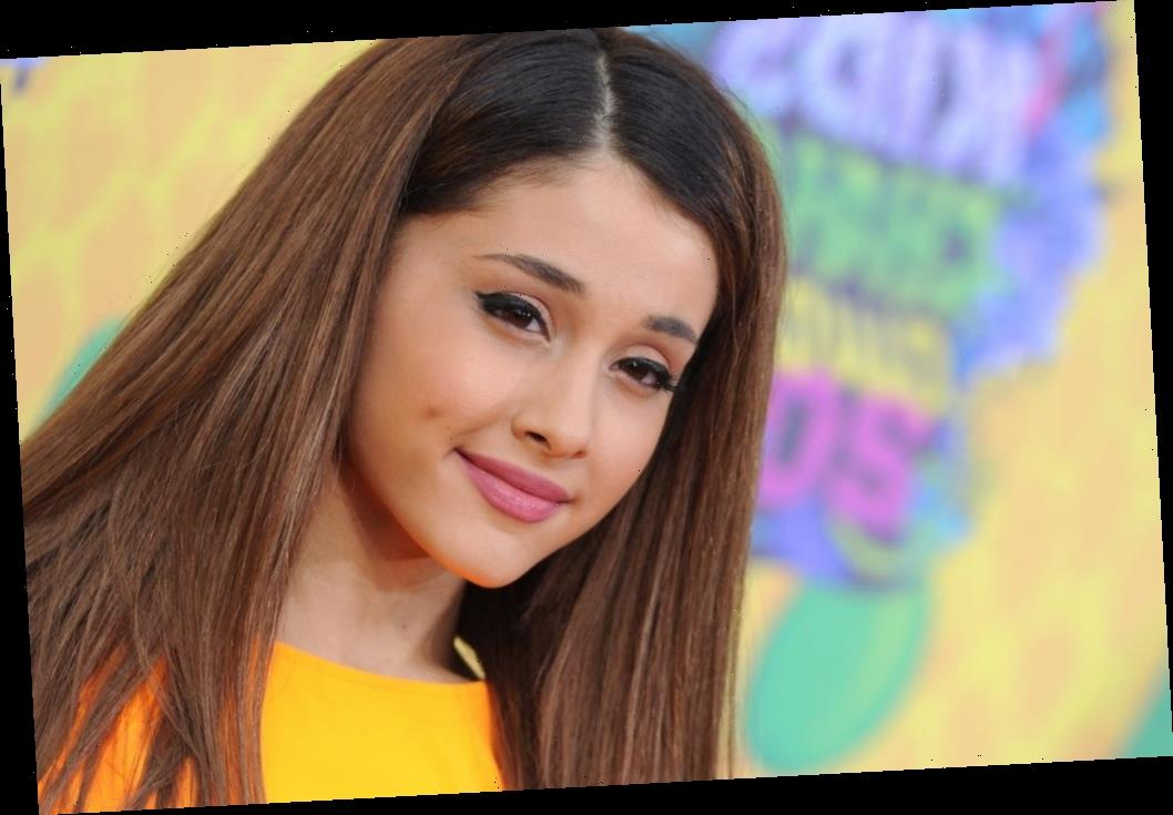 Ariana Grande Had Identity Problems When She Was Playing Cat on Nickelodeon