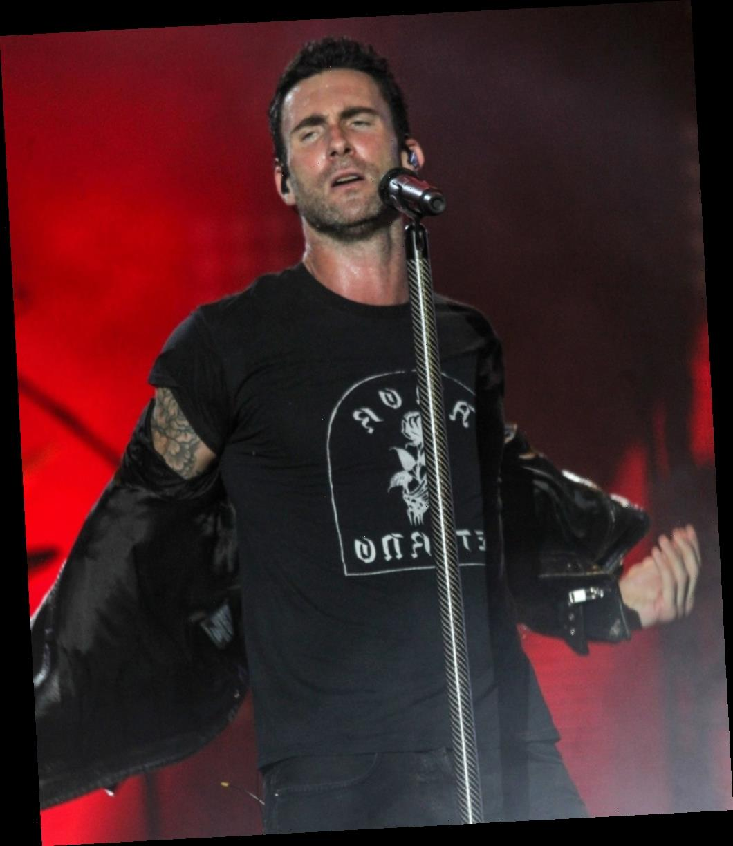 Adam Levine: 'I feel like there aren't any bands any more, you know?'