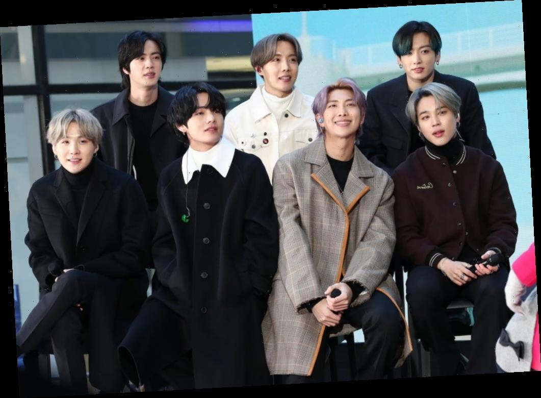 BTS Release a Statement Condemning Hate Against Asians