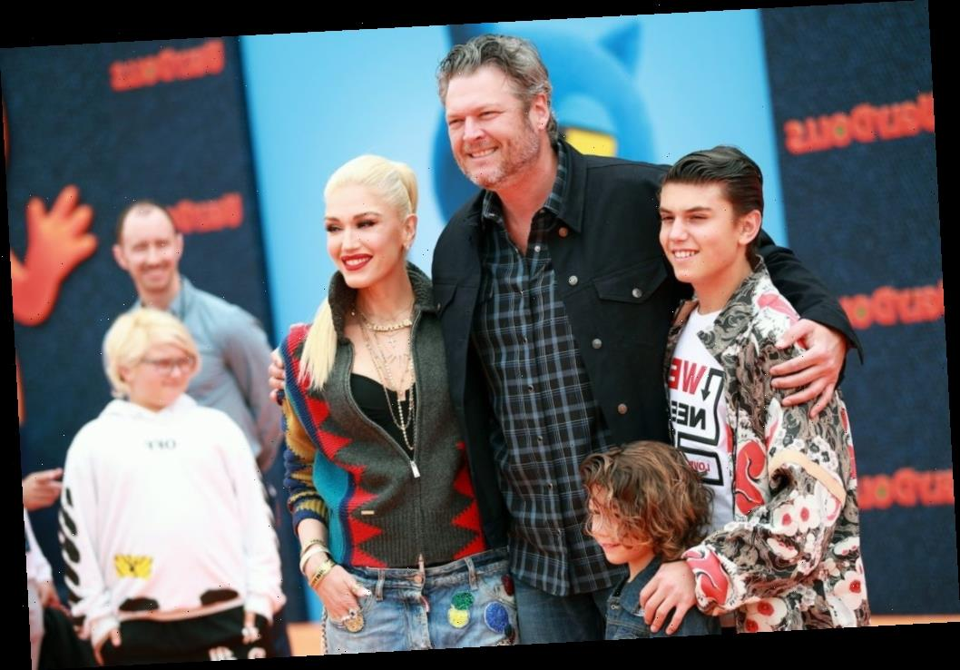 Blake Shelton's Proposal to Gwen Stefani Got Some Unexpected Help From Her Son Kingston