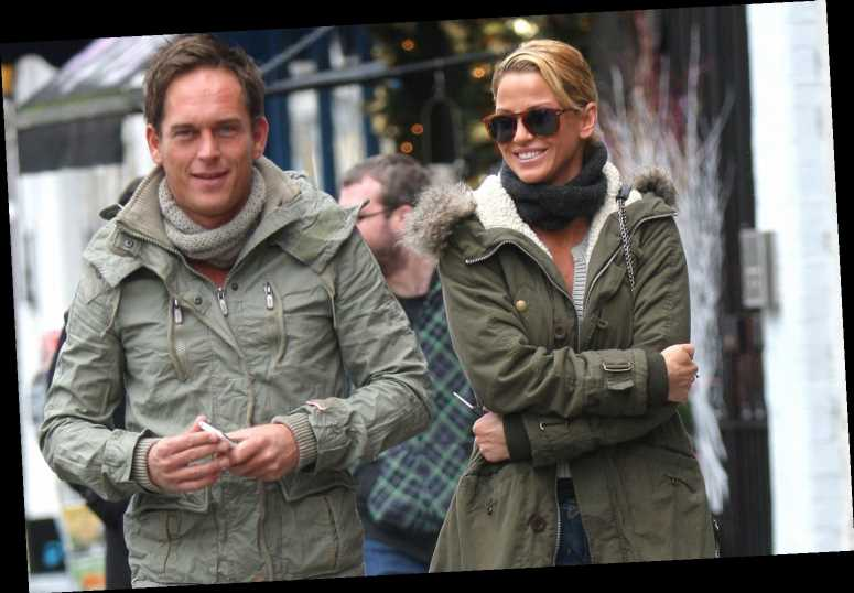 Sarah Harding was 'left black and blue' in hospital after explosive fight with boyfriend after rehab stay