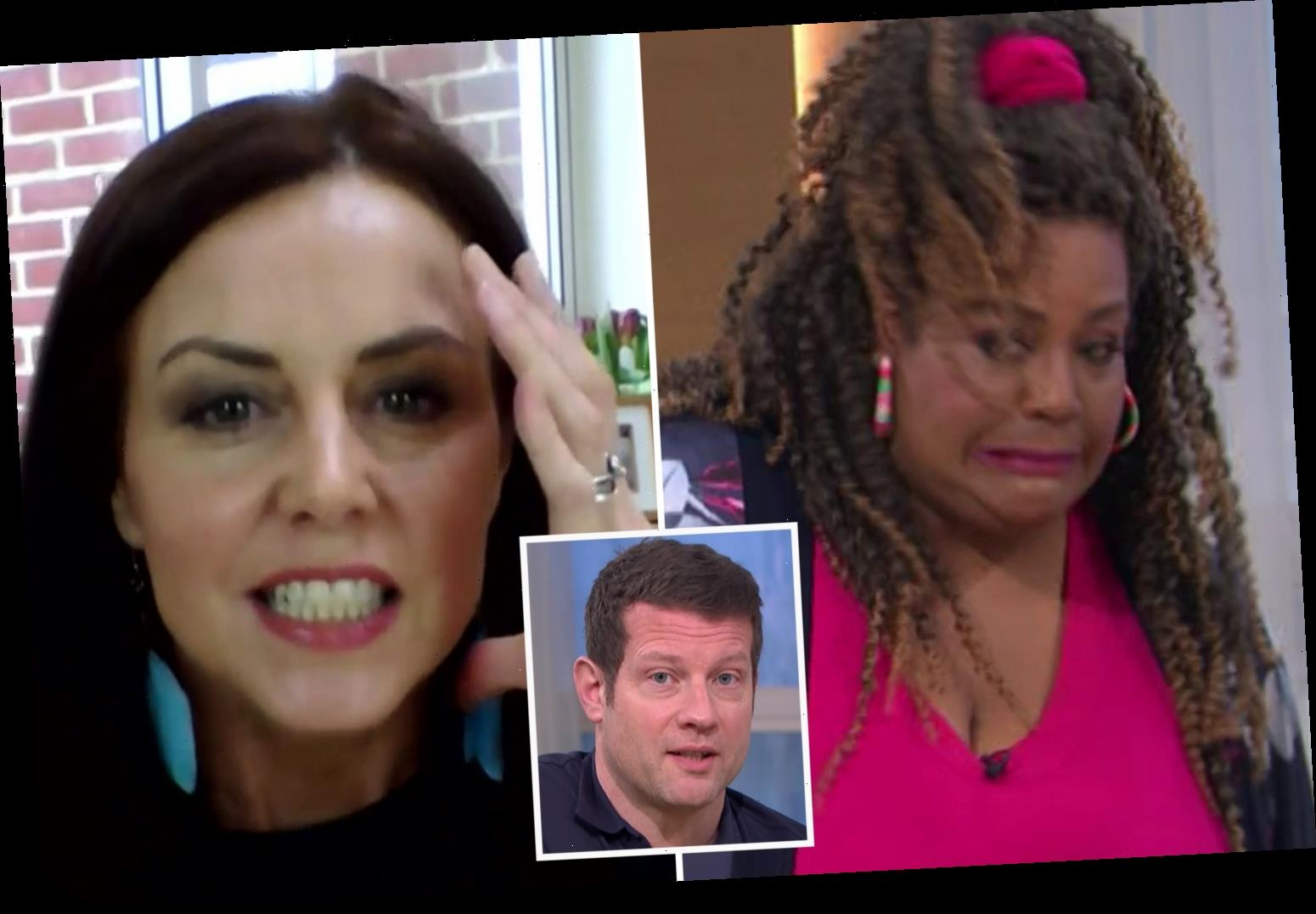 This Morning hit by Ofcom complaints after furious vaccine row where Alison Hammond threatened to walk out