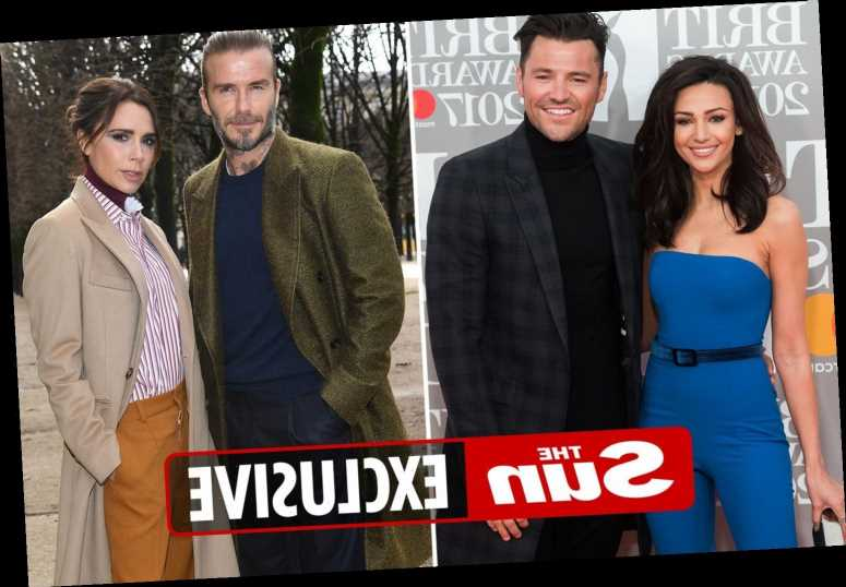 Mark Wright and Michelle Keegan follow in the Beckhams' footsteps and prepare to dig pond at new £1.3m dream home