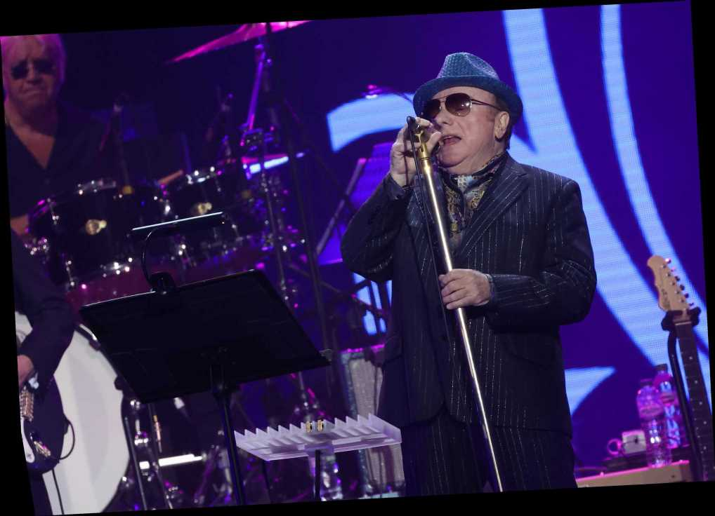 Van Morrison Delivers Some Self-Aware Soul on New Song 'Latest Record Project'