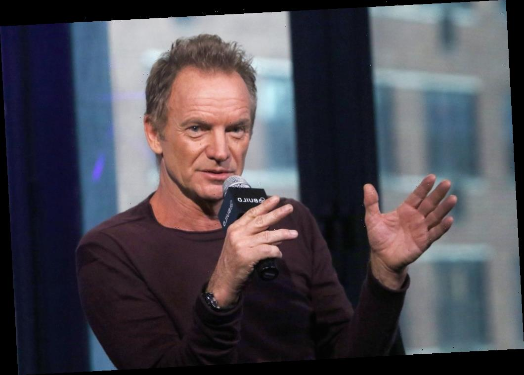 'Jeopardy!': Sting Takes on the Quiz Show's Theme Song Ahead of His New Album Release, 'Duets'