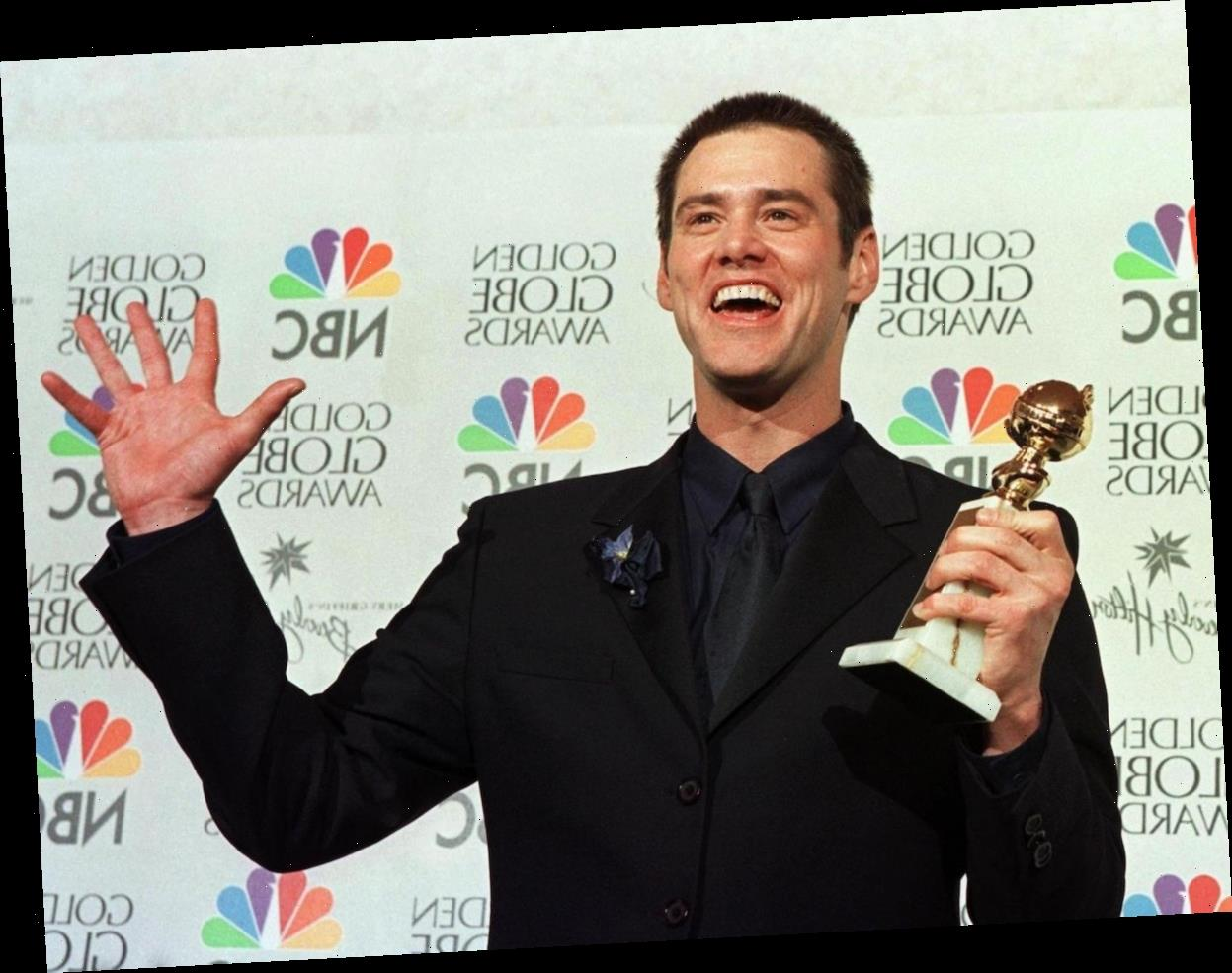 Jim Carrey Won Back-to-Back Golden Globes in the Wrong Categories