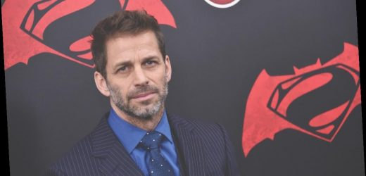 'Justice League': Zack Snyder Was Forced to Cut Green Lantern Scenes He Shot in His Yard
