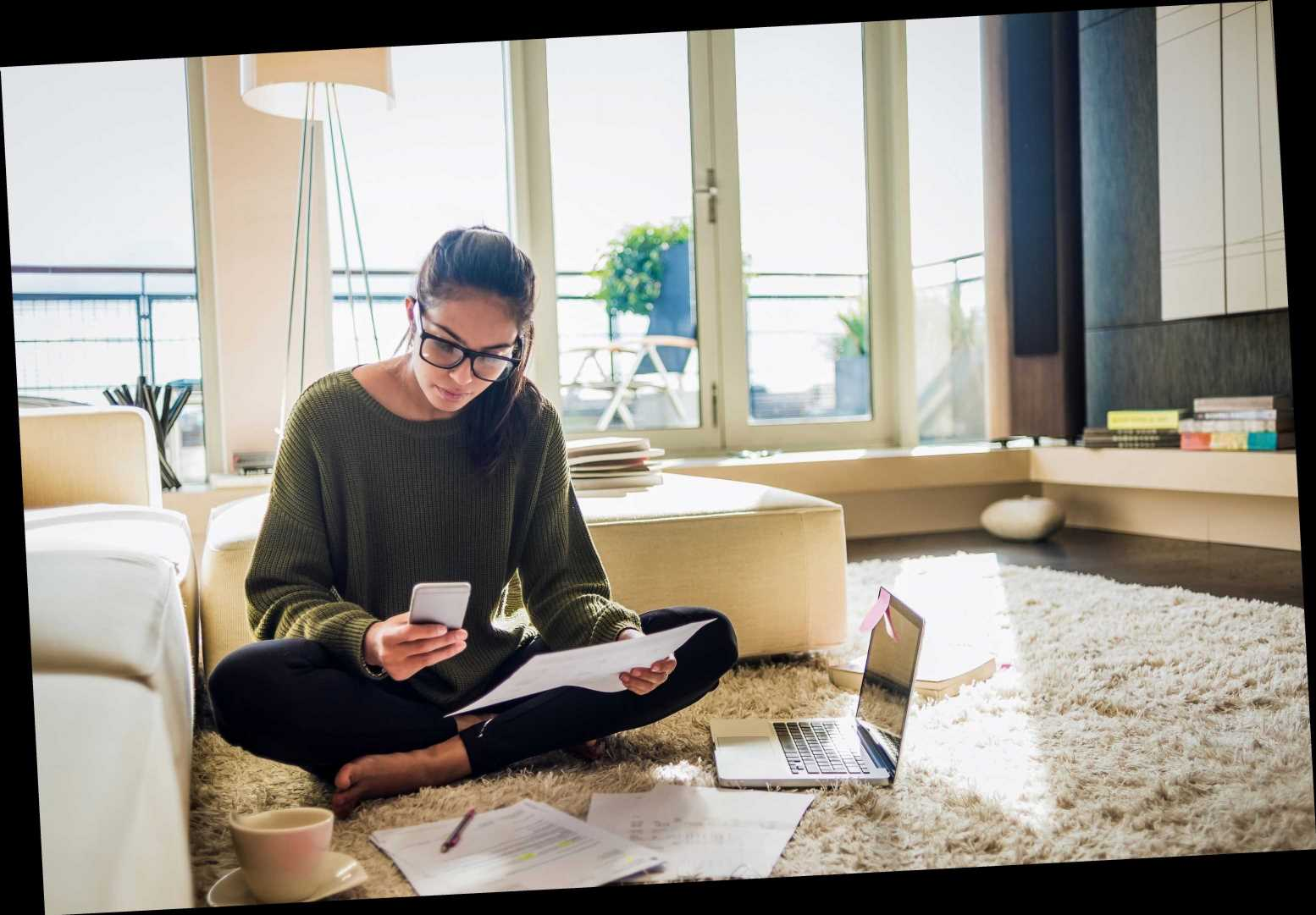 Last chance to claim up to £125 in tax relief for working from home in the pandemic – here's how