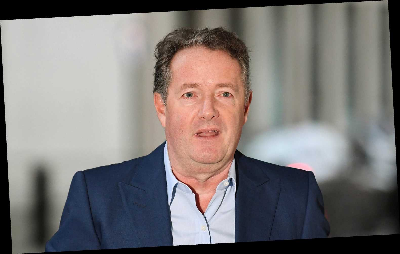 Over 36k fans sign petition for Piers Morgan to return to GMB for his 'common sense'