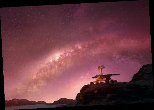'Good Night Oppy' Doc on Mars Opportunity Rover Set at Amazon