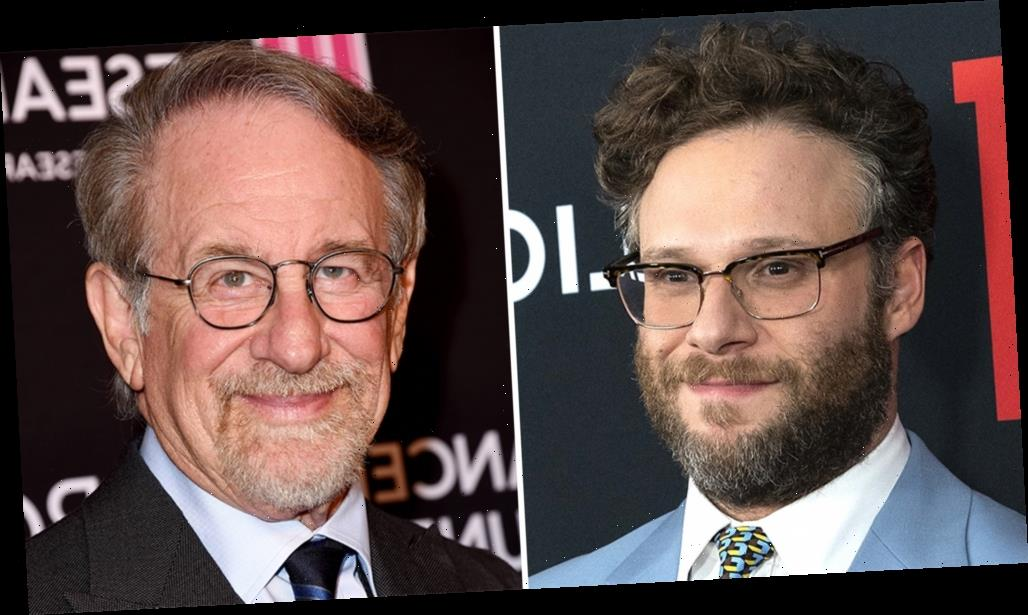 Steven Spielberg Taps Seth Rogen For Major Role In Next Film Loosely Based On Director's Childhood; Will Play Favorite Uncle
