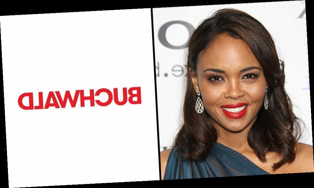 Actress Sharon Leal Signs With Buchwald