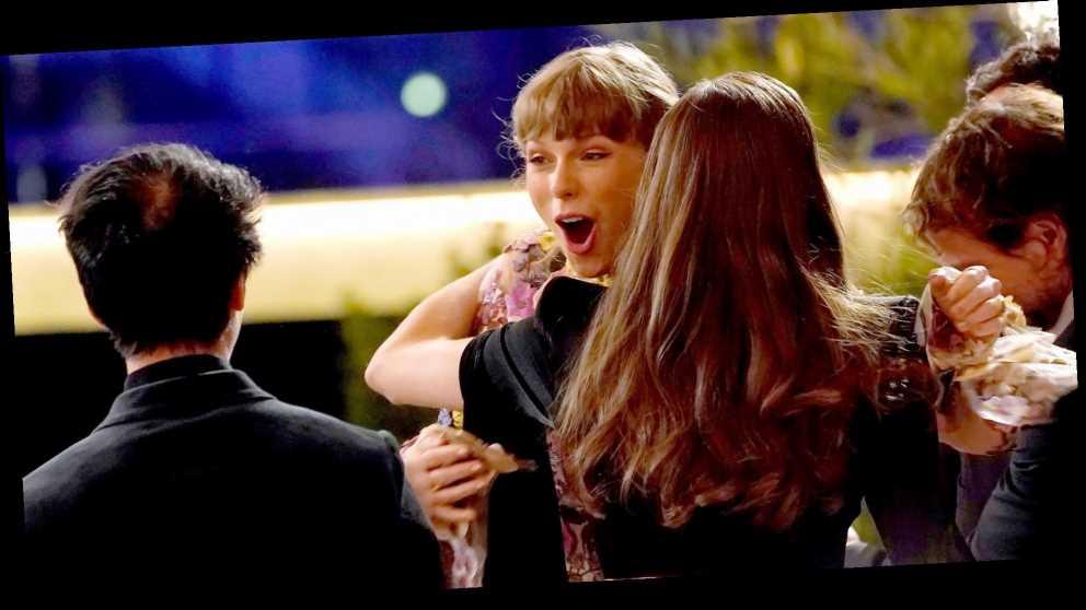 Taylor Swift's Best Surprised Faces