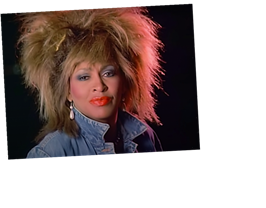 How Tall is Tina Turner?