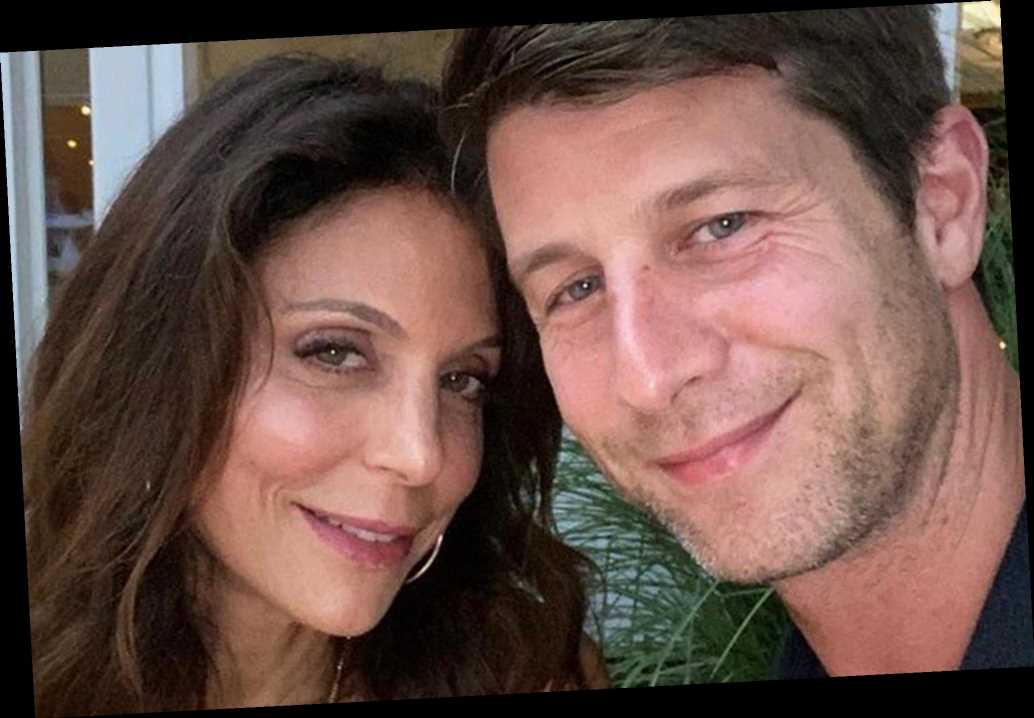 Bethenny Frankel is engaged to Paul Bernon after finalizing her divorce