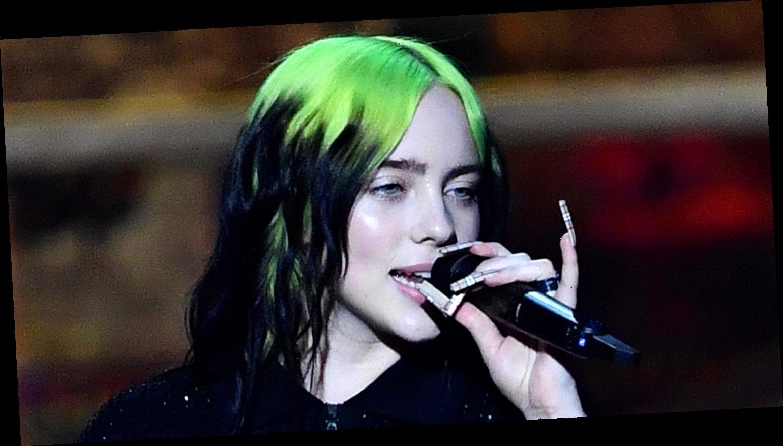 Billie Eilish Says Goodbye To Black & Green Hair – See Her New Look!
