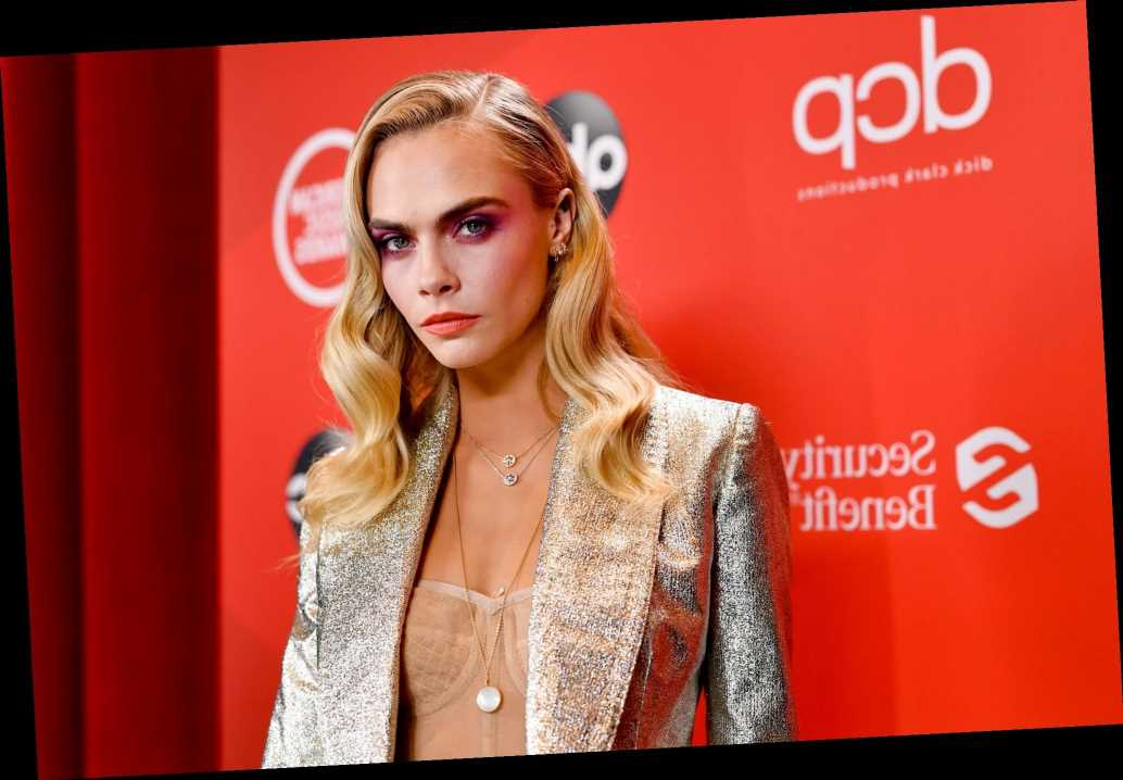 Cara Delevingne says she was 'homophobic,' 'suicidal' before coming out