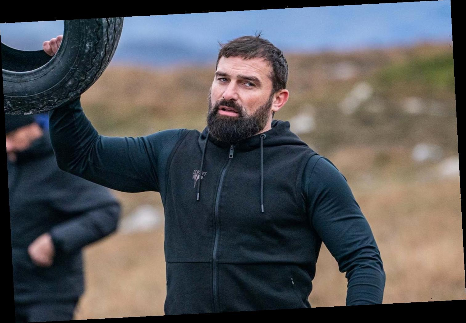 Ant Middleton axed from SAS: Who Dares Wins after clash with Channel 4 bosses who say they'll never work with him again
