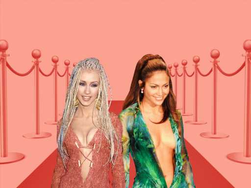 Most Shocking Grammy Awards Red Carpet Looks of All Time