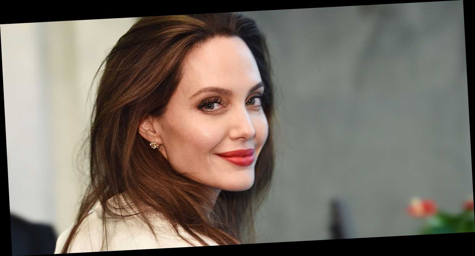 Angelina Jolie Sells Painting Brad Pitt Gave Her for $11.5 Million