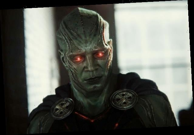 How Martian Manhunter Ended Up In 'Zack Snyder's Justice League'