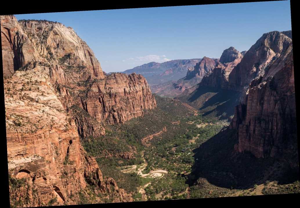 Utah Man, 43, Dies After Falling Off Angels Landing Rock Formation at Zion National Park