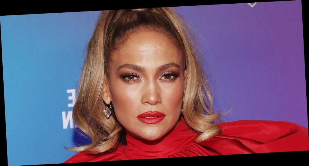 Jennifer Lopez Somehow Turned This Stuffy $15 Menswear Staple Into a Sexy Outfit